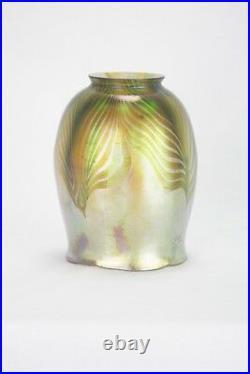 Antique Tiffany Studios Tulip Lamp Shade ca1900