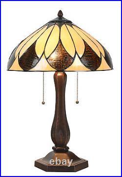 Art Deco Tiffany Table Lamp large