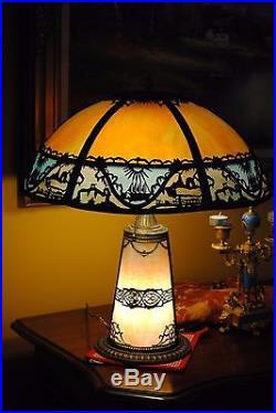 Sunrise Lamp Arts And Crafts