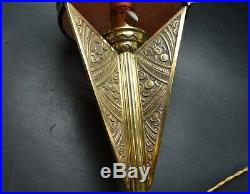 Beautiful Antique French ART DECO 1930's Lamp