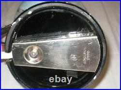 CZECH 1930s ART DECO GLASS DESK TABLE LAMP SCARCE DESIGN! WELL PRESERVED COND