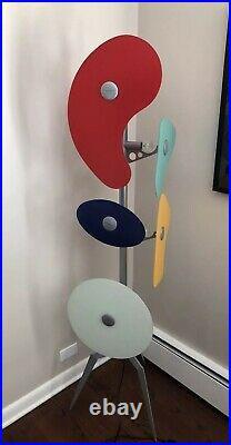Foscarini Orbital Terra Floor Lamp Murano Design by Ferruccio Laviani Italy