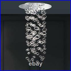 Modern Bubble Glass Ceiling Lighting LED Pendant Lamp Light Chandelier 120 cm