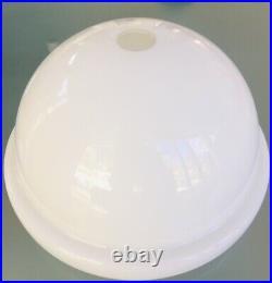 Rare Fontana Arte # 2701 Plutone Glass Table Lamp, Daniela Puppa Design 1981