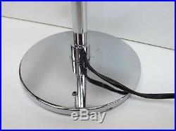 Vintage Art Deco Bauhaus Style Designer Table Lamp